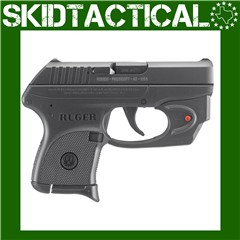"""Ruger LCP Double Action Only 2.75"""" 380 ACP 6rd Fixed Sights - Blue"""