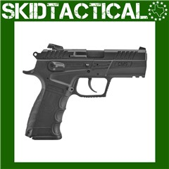 "SAR USA CM9 Striker Fired 3.8"" 9mm 17rd Adjustable Sights - Black"