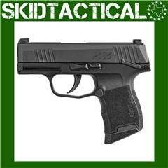 "Sig Sauer P365 Striker Fired 3.1"" 9mm 10rd Night Sights - Black"
