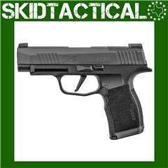 "Sig Sauer P365 Striker Fired 3.7"" 9mm 12rd Night Sights - Black"