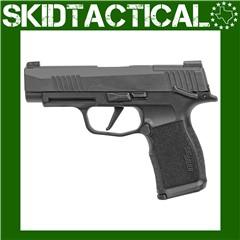 "Sig Sauer P365 XL Striker Fired 3.7"" 9mm 12rd Night Sights - Black"
