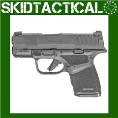 "Springfield Hellcat Striker Fired 3"" 9mm 10rd Tritium Night Sights - Black"
