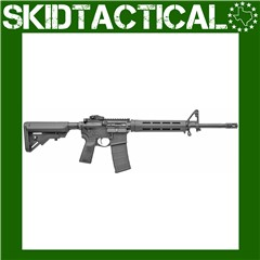 """Springfield SAINT AR 16"""" 5.56 NATO 30rd A2 Front and Flip Up Rear - Black"""
