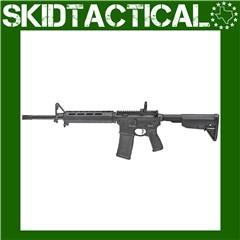 """Springfield SAINT AR 16"""" 5.56 NATO 30rd Flip Up Rear - Black"""