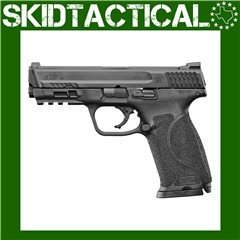 """Smith & Wesson M&P 2.0 Striker Fired 4.25"""" 40 S&W 15rd Fixed Sights - Black"""