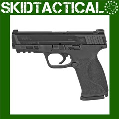 """Smith & Wesson M&P 2.0 Striker Fired 4.25"""" 40 S&W 10rd Fixed Sights - Black"""