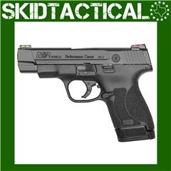 "Smith & Wesson Shield M2.0 Performance Center Striker Fired 4"" 9mm 8rd Hi-V"