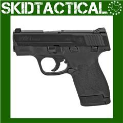 "Smith & Wesson Shield M2.0 Striker Fired 3.1"" 9mm 8rd 3 Dot - Black"
