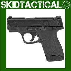 "Smith & Wesson Shield M2.0 Striker Fired 3.1"" 40 S&W 7rd 3 Dot - Black"