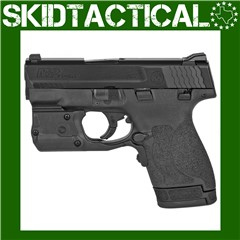 """Smith & Wesson Shield M2.0 Striker Fired 3.1"""" 9mm 8rd Fixed Sights - Black"""