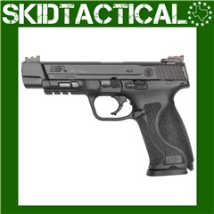 """Smith & Wesson M&P 2.0 Performance Center Pro Series Striker Fired 5"""" 40 S&"""