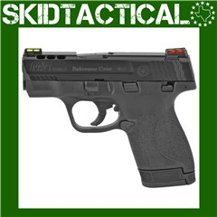 """Smith & Wesson Shield M2.0 Performance Center Striker Fired 3.1"""" 9mm 8rd Hi"""