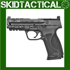 """Smith & Wesson M&P 2.0 Performance Center Striker Fired 4.25"""" 9mm 17rd Supp"""
