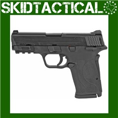 "Smith & Wesson Shield EZ M&P9 Striker Fired 3.675"" 9mm 8rd 3 Dot - Black"