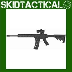 "Smith & Wesson M&P15-22 AR 16.5"" 22 LR 25rd - Black"