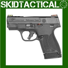 """Smith & Wesson Shield Plus Performance Center Striker Fired 3.1"""" 9mm 13rd F"""