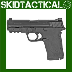 "Smith & Wesson Shield EZ M&P380 Striker Fired 3.675"" 380 ACP 8rd 3 Dot - Bl"