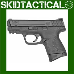 """Smith & Wesson M&P 3.5"""" 9mm 12rd - Black"""