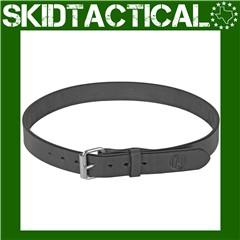 "1791 Gun Belt Leather 34""-38"" - Black"