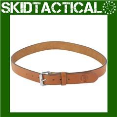 "1791 Gun Belt Leather 36-40"" - Classic Brown"