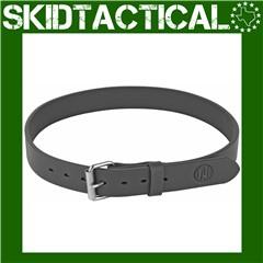 "1791 Gun Belt Leather 32-36"" - Stealth Black"
