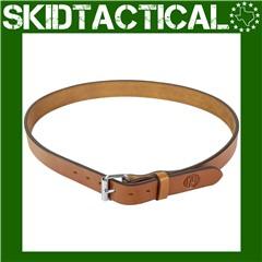 "1791 Gun Belt Leather 38-42"" - Classic Brown"