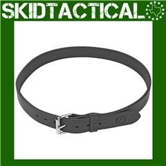 "1791 Gun Belt Leather 40-44"" - Stealth Black"