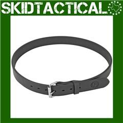 "1791 Gun Belt Leather 38""-42"" - Black"