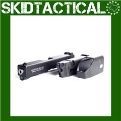 "Advantage Arms Glock 17/22/31 22 LR 4.49"" Conversion Kit 10rd - Black"