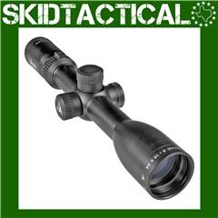 Alpen Optics Kodiak Accuplex 4-16X Rifle Scope 30mm - Black
