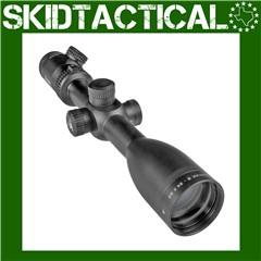 Alpen Optics Kodiak WBDC-TACT 6-24X Rifle Scope 30mm - Black