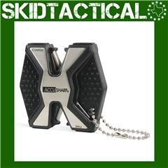 AccuSharp Plastic Knife Sharpener - Black