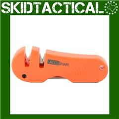 AccuSharp 4-in-1 Plastic Knife Sharpener - Orange