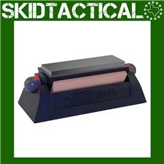 AccuSharp Stone Knife Sharpener - Black, Blue