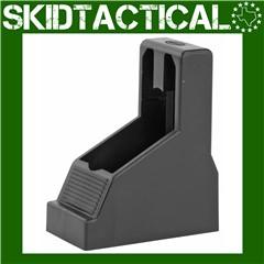 ADCO 9mm-40SW Super Thumb Mag Loader/Unloader N/A - Black