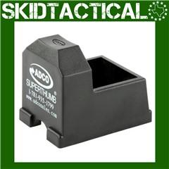 ADCO 10/22 Super Thumb 22 LR Mag Loader/Unloader N/A - Black