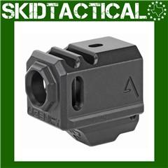 Agency Arms Glock 43 Compensator - Black