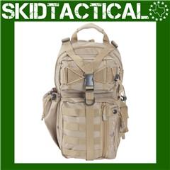 "Allen Lite Force Tactical Sling Endura Backpack 18""X9.75""X7.5"" - Tan"