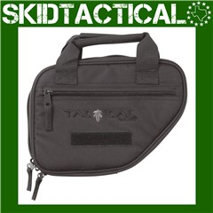 "Allen Battalion Single Polyester Pistol Case 9""x7"" - Black"