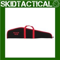 """Allen 10/22 Endura Rifle Case 40"""" - Black, Red"""