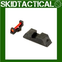 AmeriGlo Glock 20/21/29/30/31/32/36 Sight - Black, Red