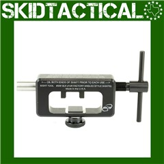 MGW Armory Glock Angled Sight Tool - Black
