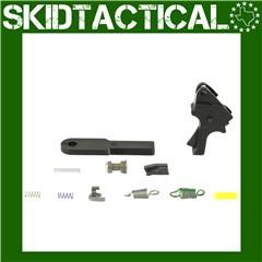 Apex Tactical Specialties Flat-Faced Forward Set Sear & Trigger Kit - Black