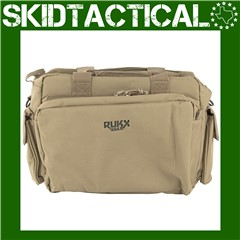 """American Tactical Tactical Range Bag 16"""" X 7.5"""" X 10"""" - Tan"""