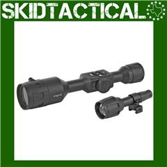 ATN X-Sight 4K Pro Smart HD Optics 3-14X Rifle Scope 30mm - Black