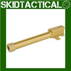 Backup Tactical Sig Sauer P320 Full Size 9mm Threaded Barrel - Flat Dark Ea