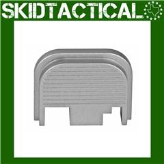 Bastion Ridge Slide Back Plate - Silver