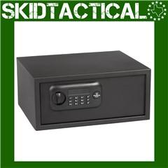 "Bulldog Cases Pistol Vault Safe 17""X15""X8"" - Black"