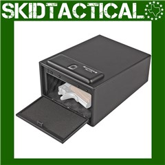 "Bulldog Cases Magnum Biometric 11.5""x8""x5.5"" - Black"
