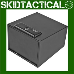 "Bulldog Cases Magnum Biometric 11.5""x10""x8"" - Black"